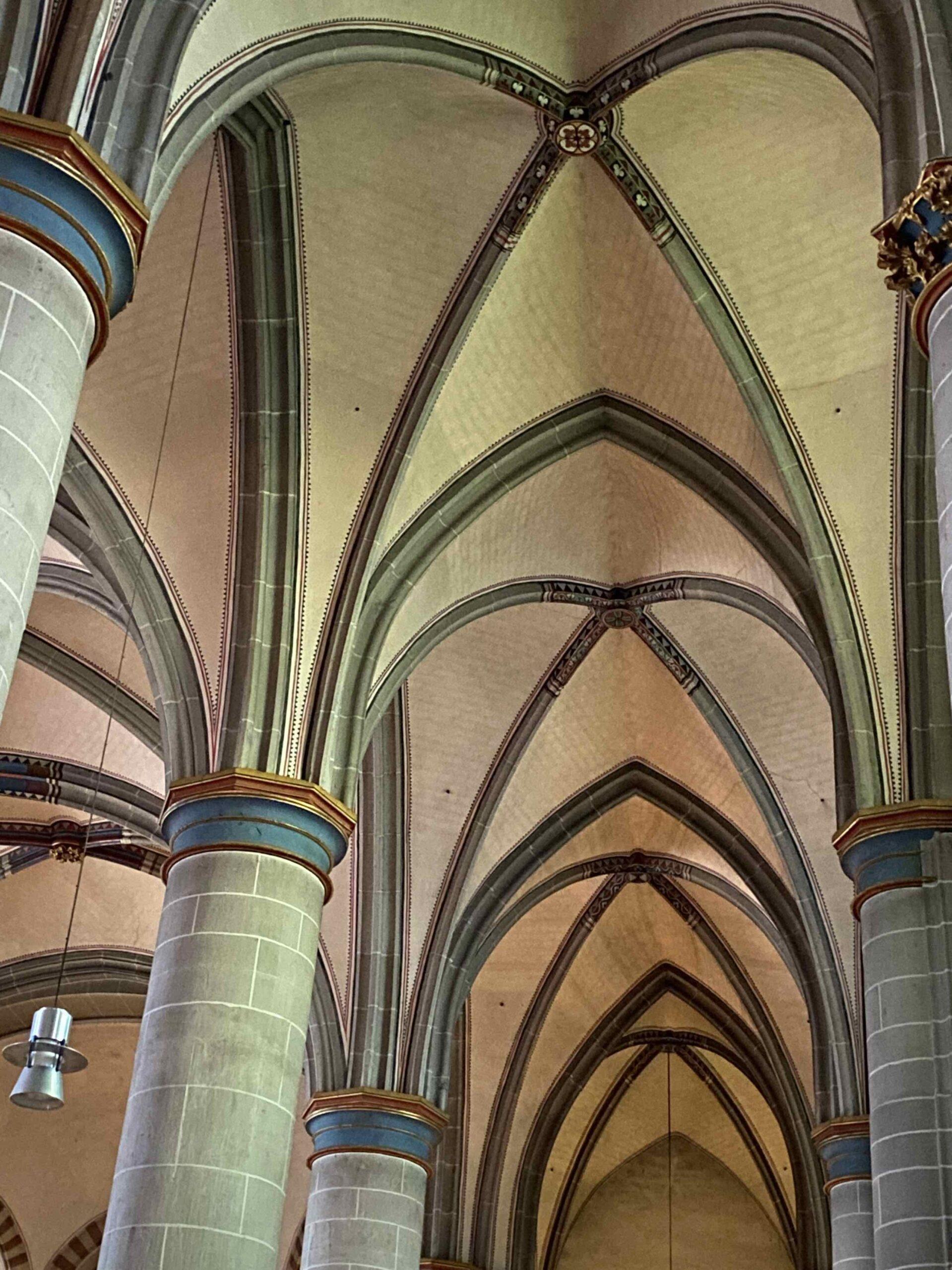 Kreuzganggewölbe